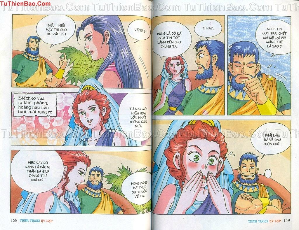Thần thoại Hy Lạp Chapter 14 - Trang 78