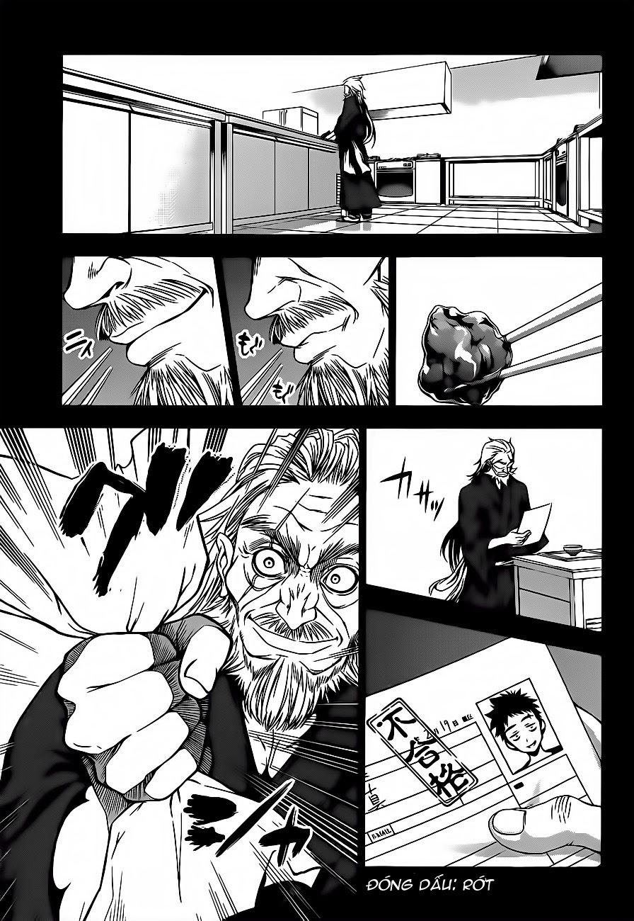Cuộc Chiến Ẩm Thực chap 4 - Trang 19