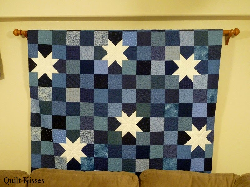 Quilt Kisses: Different Ways to Hang Quilts : hang a quilt on the wall - Adamdwight.com