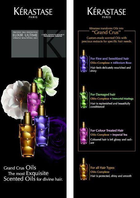 kerastase oil