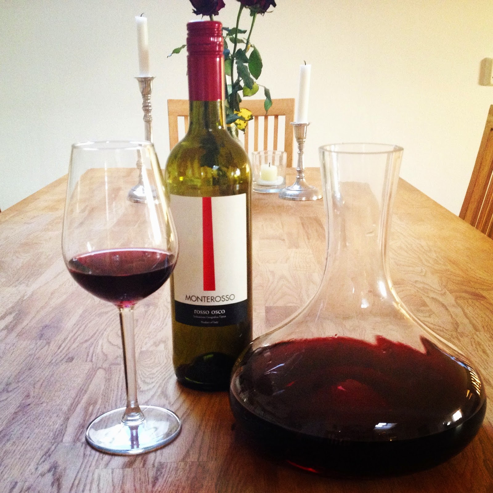Wine Decanting Basics