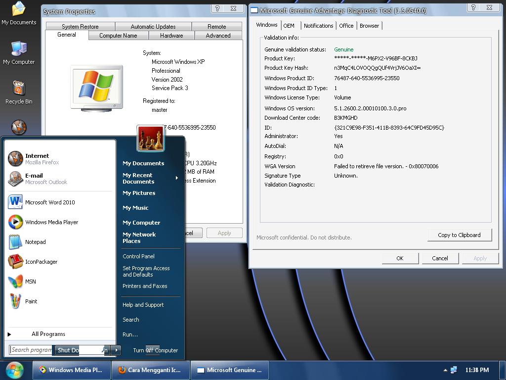Windows xp pro k sp3 msdn iso mitkiloohun s diary for Window xp iso