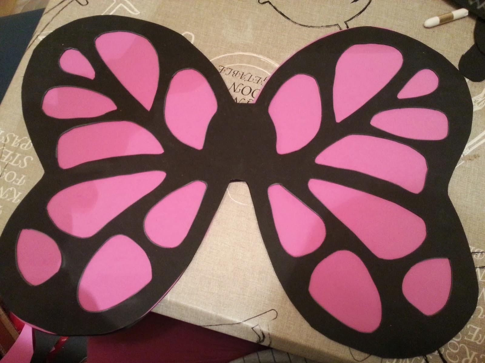las cosicas de bea disfraz de mariposa