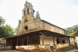 Ibias, San Antolín, iglesia