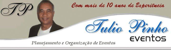 TULIO DE PINHO MESTRE DE CERIMÔNIAS