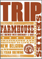 New Belgium / Elysian Trip Farmhouse