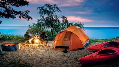 Michigan Campgrounds with Memorial Day campsites available