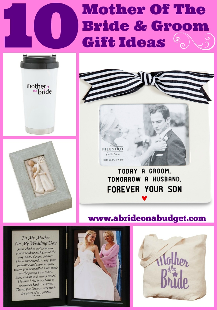 Mother Of The Bride And Groom Gift Ideas A Bride On A Budget www ...
