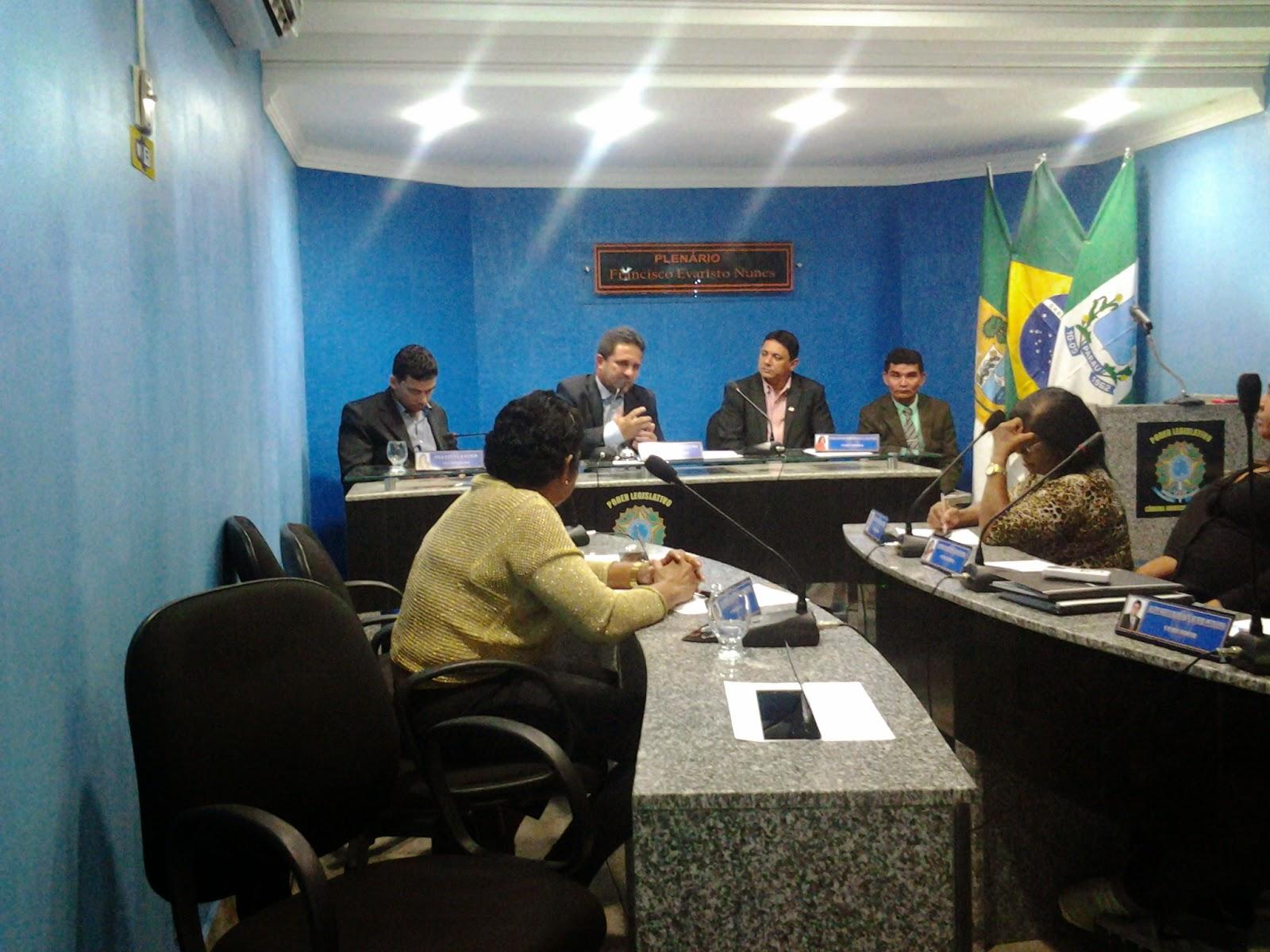 Câmara Municipal de Paraú/RN, faz parceria com a Assembleia de Deus