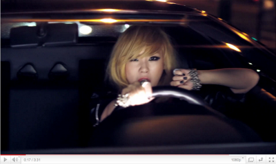 From Head To Toe: 2NE1 Cant Nobody CL Monolid Makeup