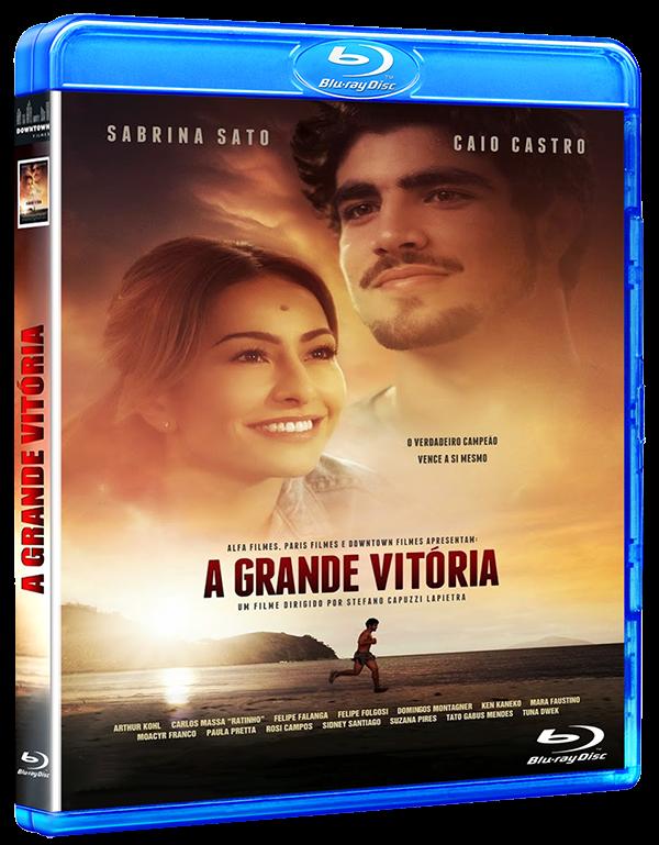 A Grande Vitória (2014) BluRay 1080p Nacional