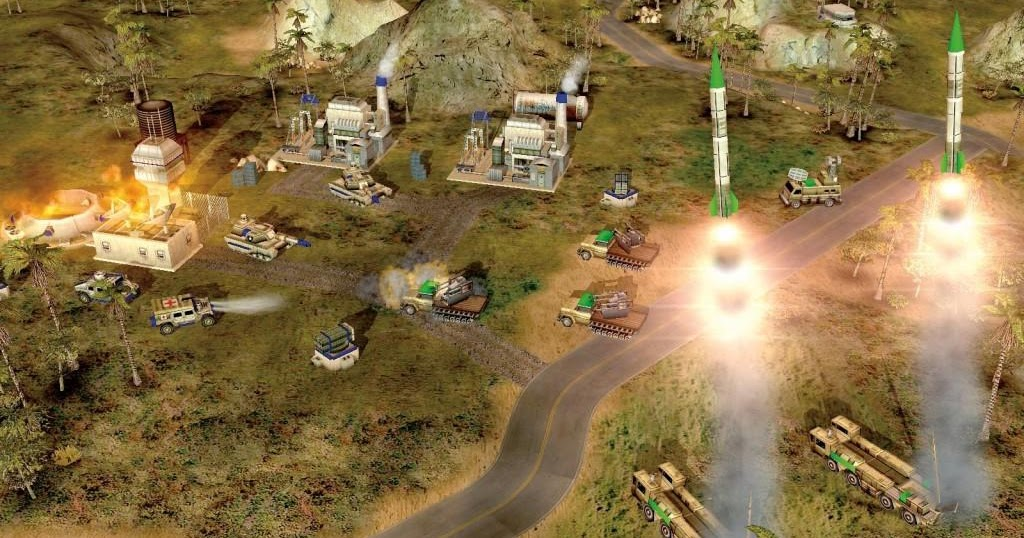 1000 free games command & conquer renegade