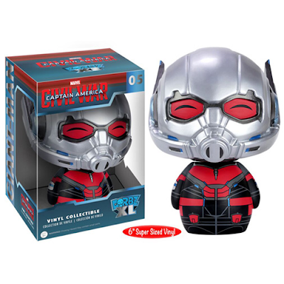 "Captain America: Civil War Giant Man Dorbz XL 6"" Vinyl Figure by Funko"