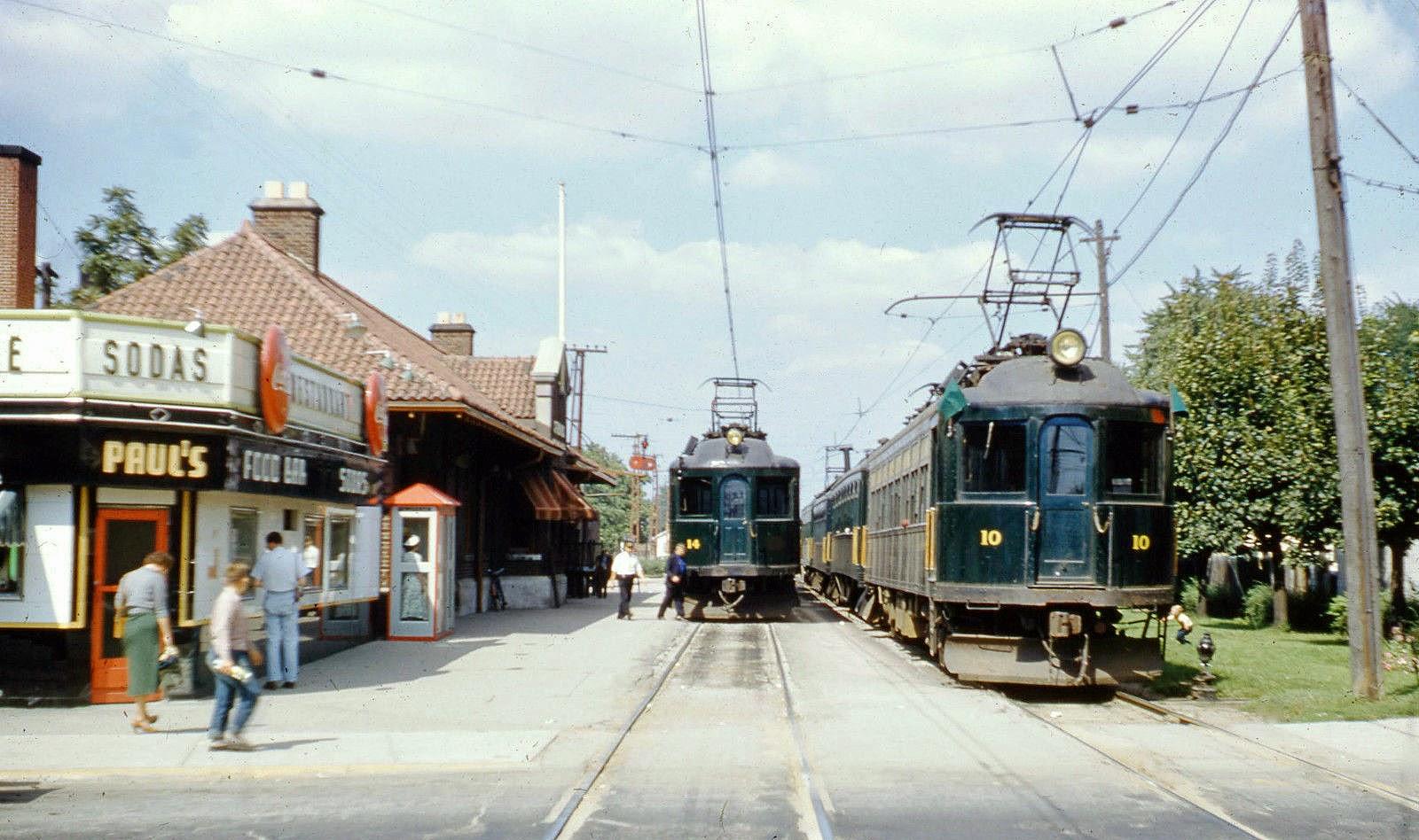 Used Cars London Ontario >> transpress nz: London and Port Stanley Railway interurban cars, Ontario, Canada
