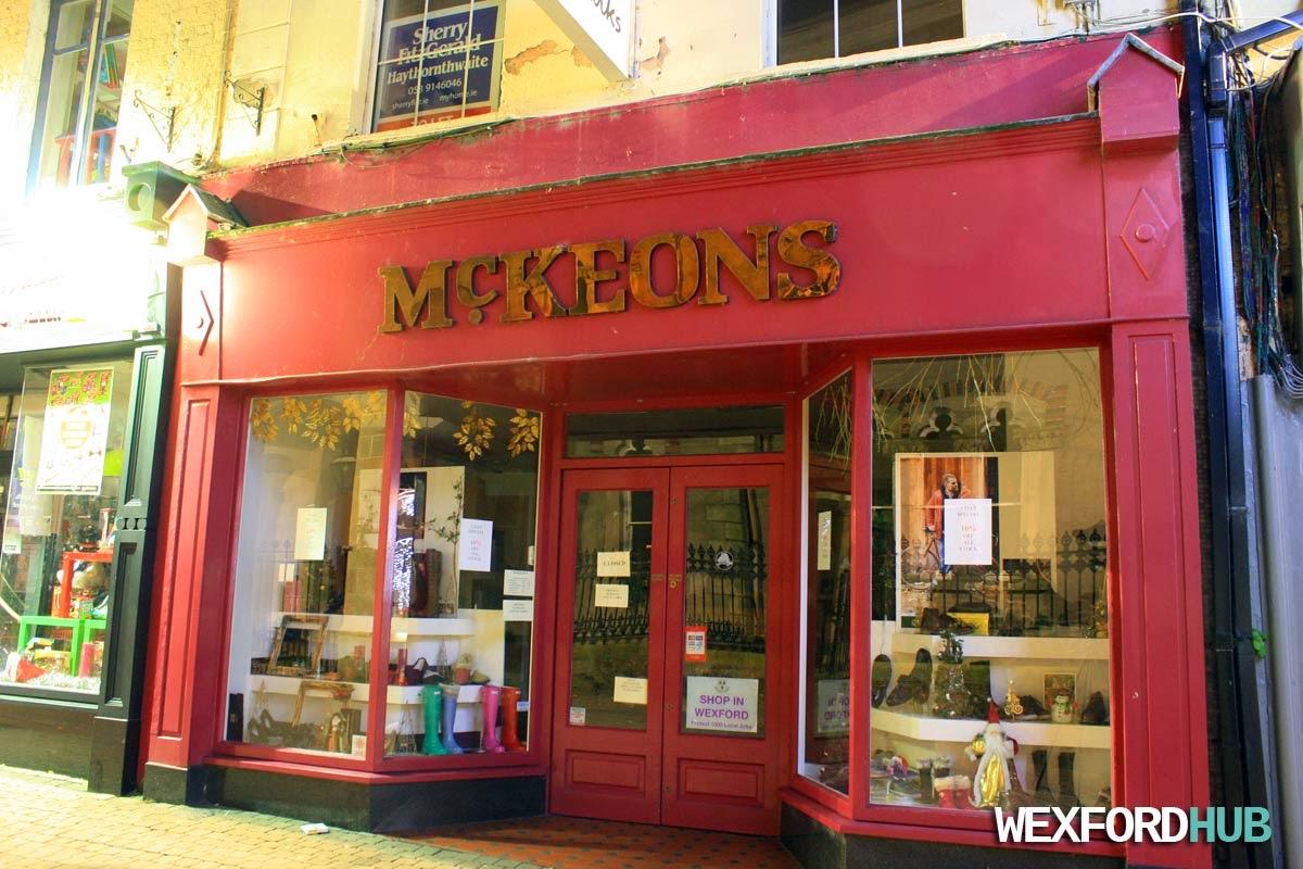 McKeons, Wexford