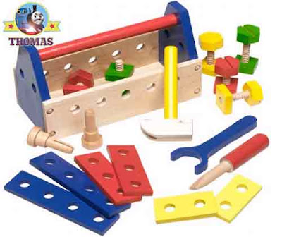 Imaginative role play best education toys for 2 year olds Melissa and Doug Wooden Take Along Tools