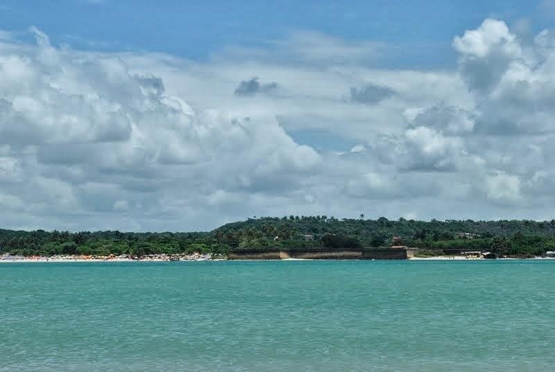 Forte Orange - Ilha de Itamaracá