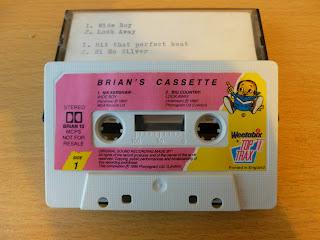 Weetabix Top Trax II - Brian's Cassette