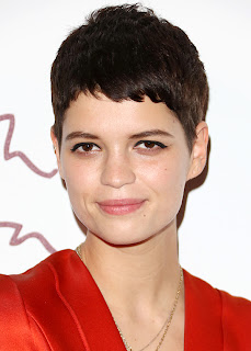 Hairstyles for short hair, Pixie Geldof
