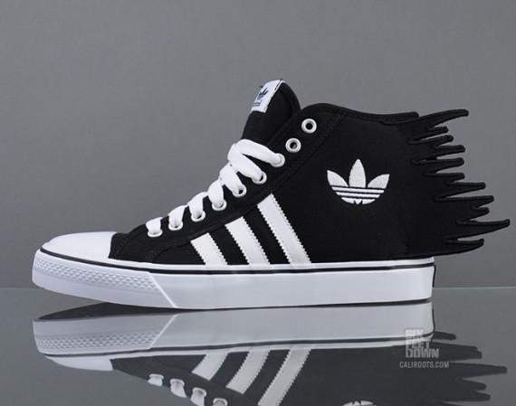 Adidas Jeremy Scott Jagged