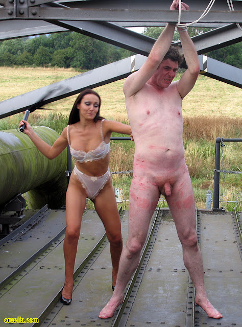 bdsm partner cfnm spanking