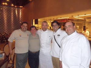 ABAGA reúne chefs de peso no Restaurante Dalva & Dito em prol de uma Nova Associação de Chefs