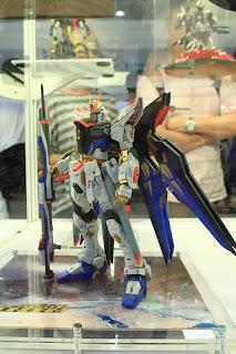 Gunpla EXPO World Tour BEIJING 2011, Customized Gunpla & Dioramas