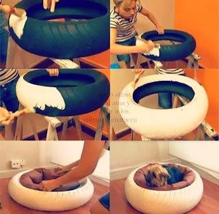 Lluviaidea como hacer una cama para perros - Como hacer una cama para perro ...