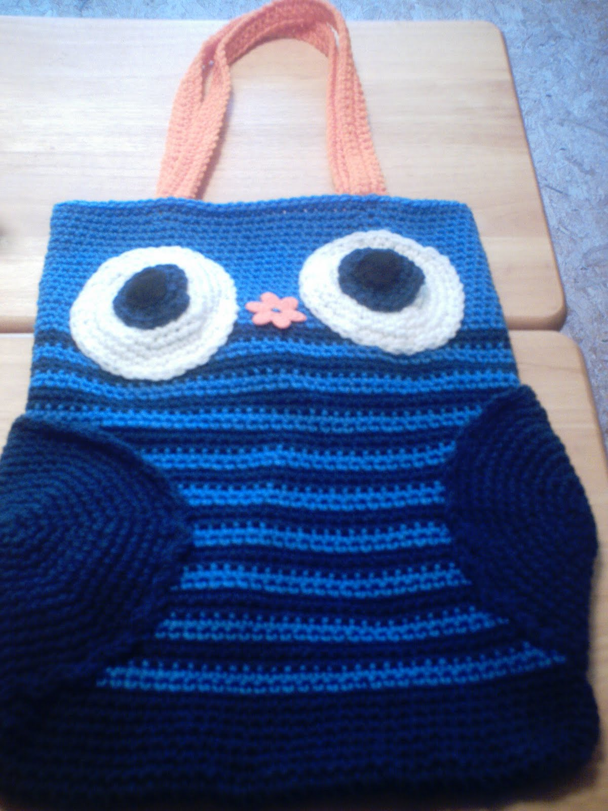 Misfit princess angel baby afghan oatmeal scarf and owl tote bag oh and i just got the sweetest gift from a fellow crochet member a tote bag from the cafe press website its a canvas tote bag and the graphic on bankloansurffo Image collections