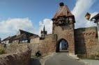 Agosto 2012: Route des vins d'Alsace