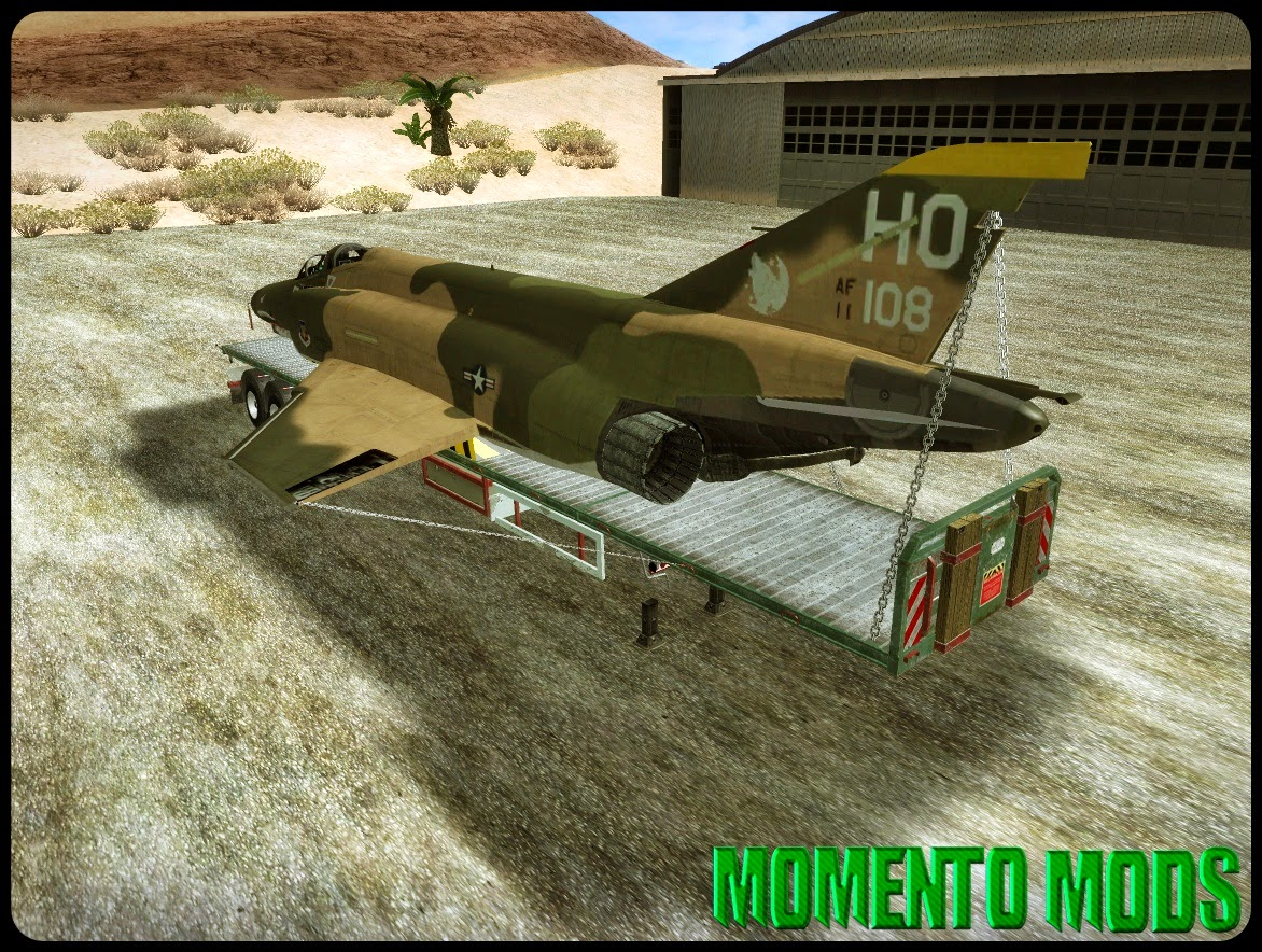 GTA SA - Trailer Com F4E Phantom