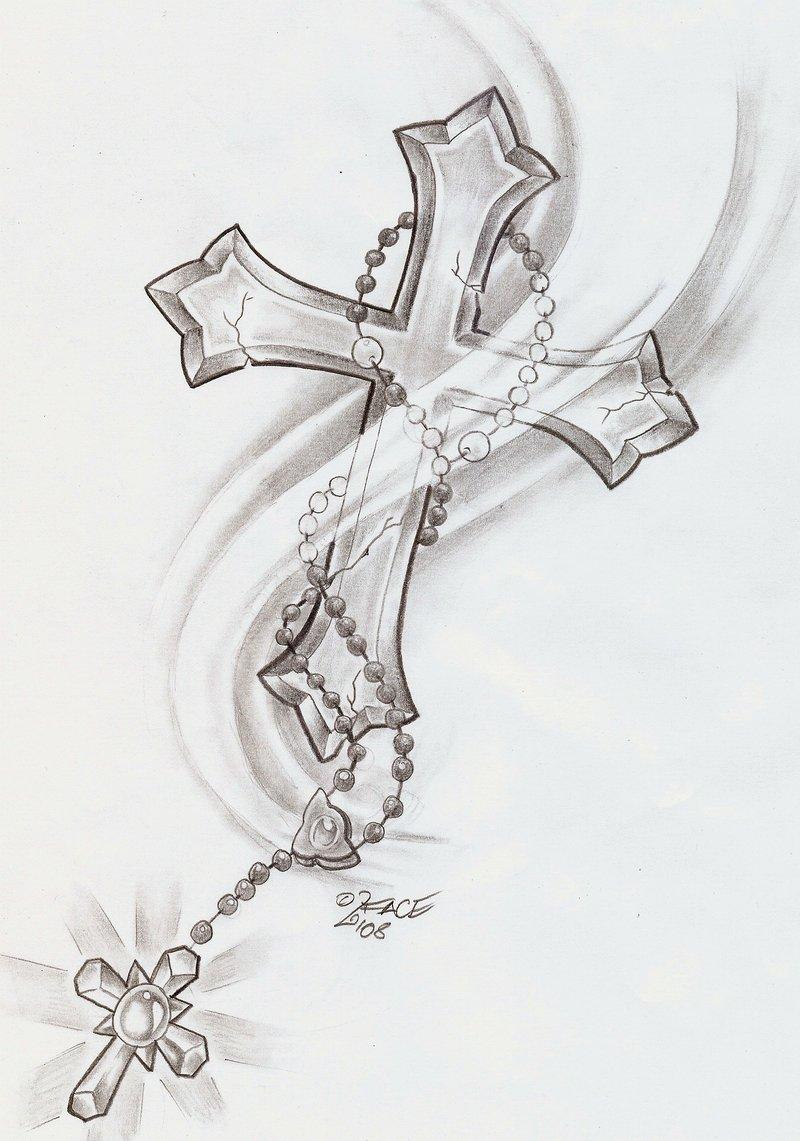 tribal tattoo love meaning hawaiian Shine Rosary Tattoo Tattoo.jpg by cruz Cross 2Face