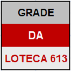 GRADE LOTECA 613 - MINI