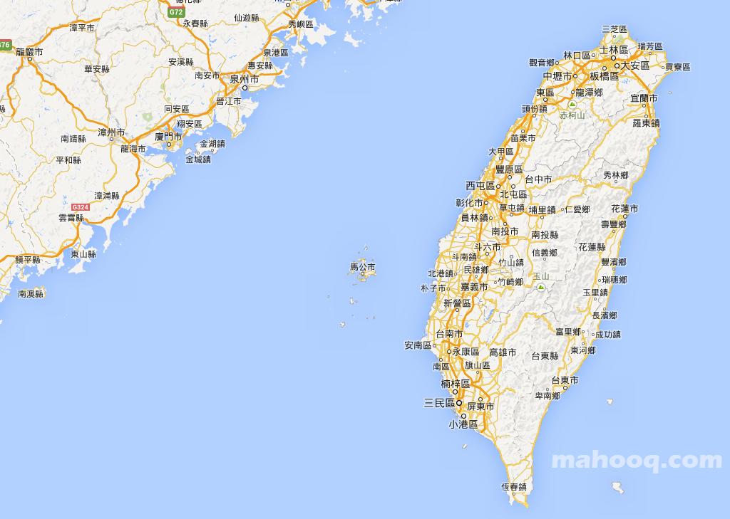 即時路況 APP:下載&教學利用 Google 地圖快速查詢目前一般道路、國道高速公路即時路況狀態