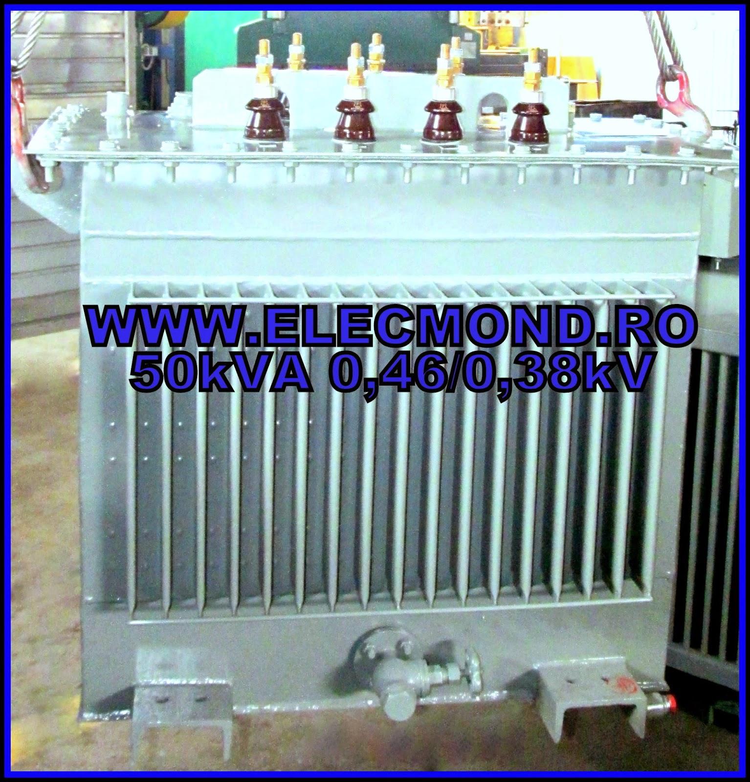 #TRANSFORMATOR 50kVA 0,46/0,38kV ,#TRANSFORMATOR 175kVA 0,46/0,38kV , transformatoare speciale , elecmond , transformatoare de distributie , transformatoare electrice