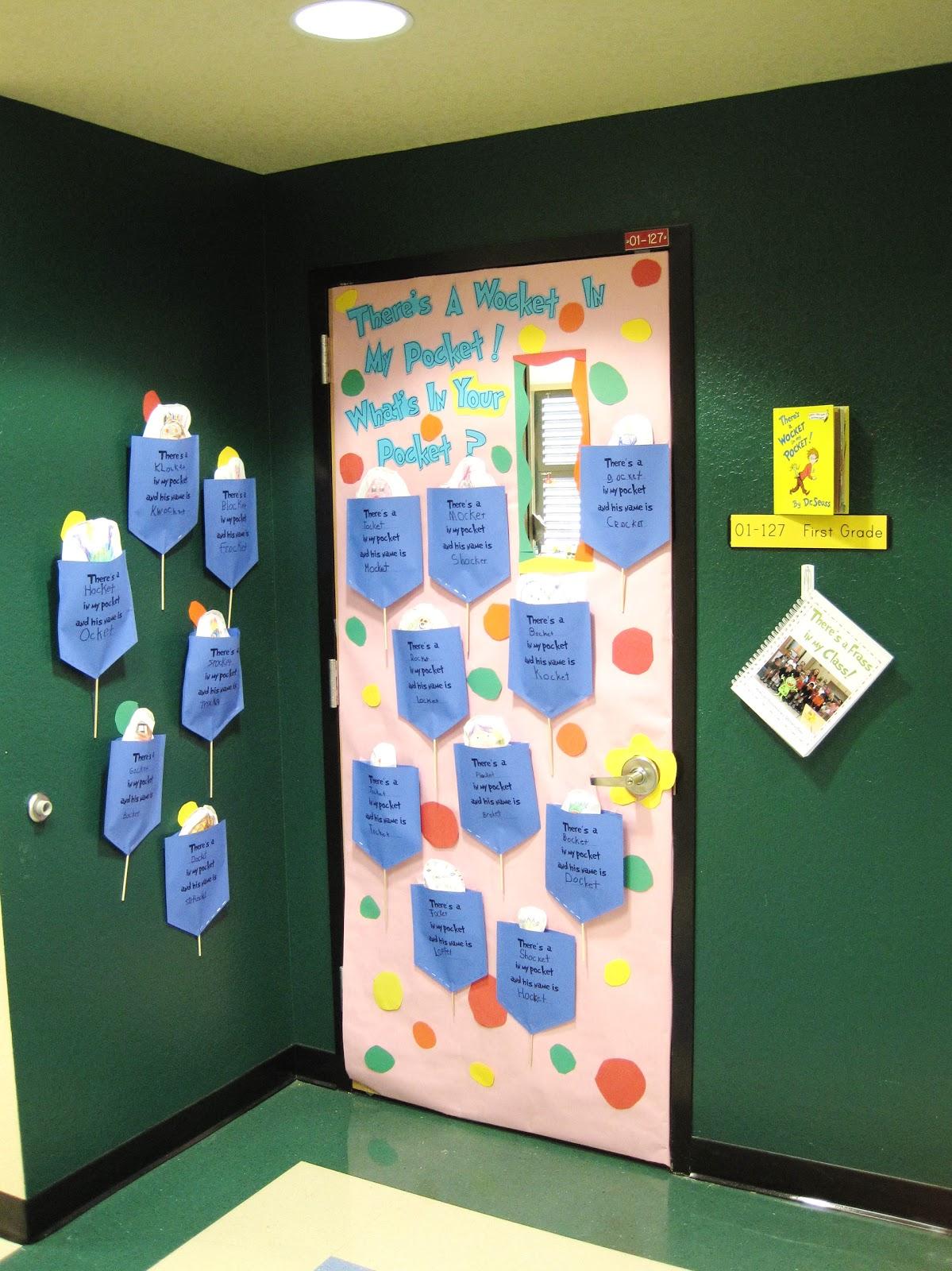 Children S Day Classroom Decoration Ideas ~ Children s literacy week dr seuss mrs gilchrist class