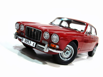 Jaguar XJ-6 2.8 Litre I Series '71 - Paragon Models