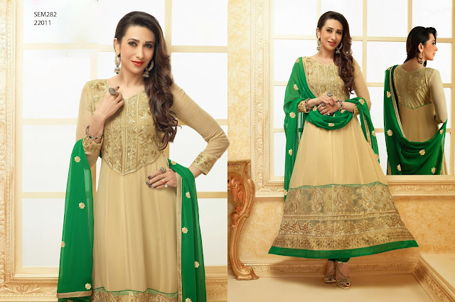 Designer Ankle Length Anarkali Suit