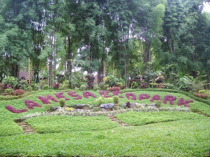 The La Mesa Ecopark in Fairview, Quezon City