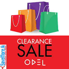 ODEL Clearance Sale