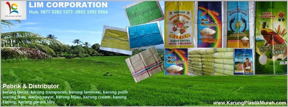 LIM CORPORATION - Pabrik dan Distributor Karung Beras