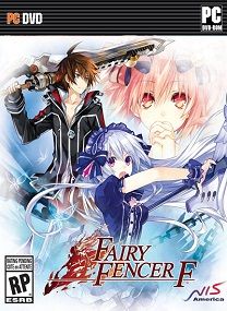 Fairy Fencer F-CODEX Terbaru For Pc cover
