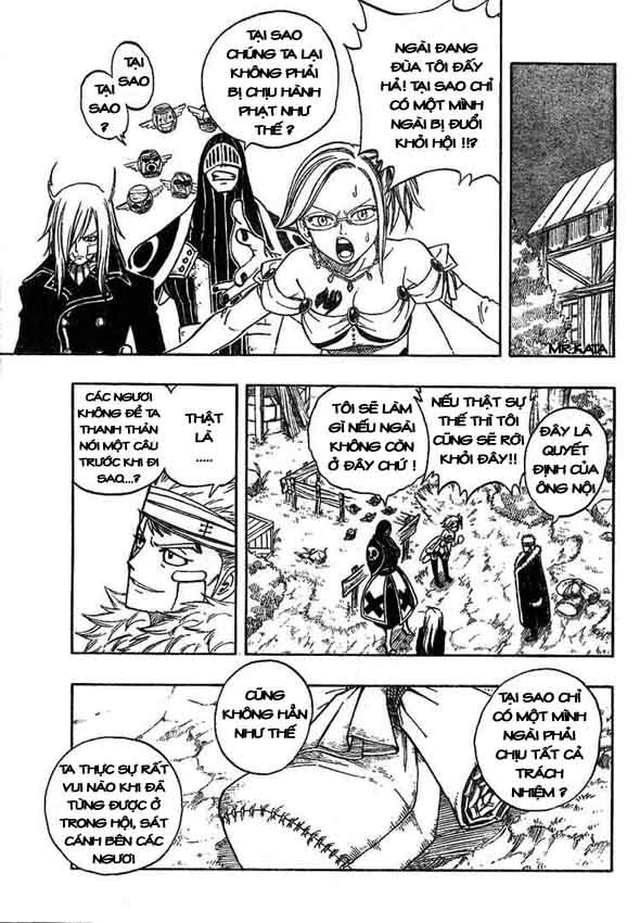 TruyenHay.Com - Ảnh 2 - Fairy Tail Chap 128