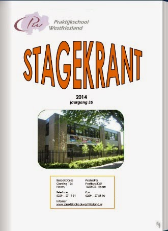 Stagekrant