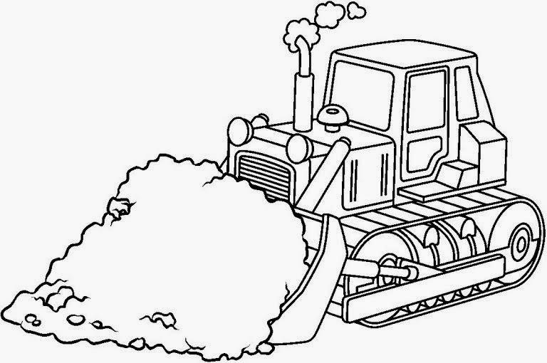 Maestra de Infantil: Medios de transporte para colorear. Dibujos de ...