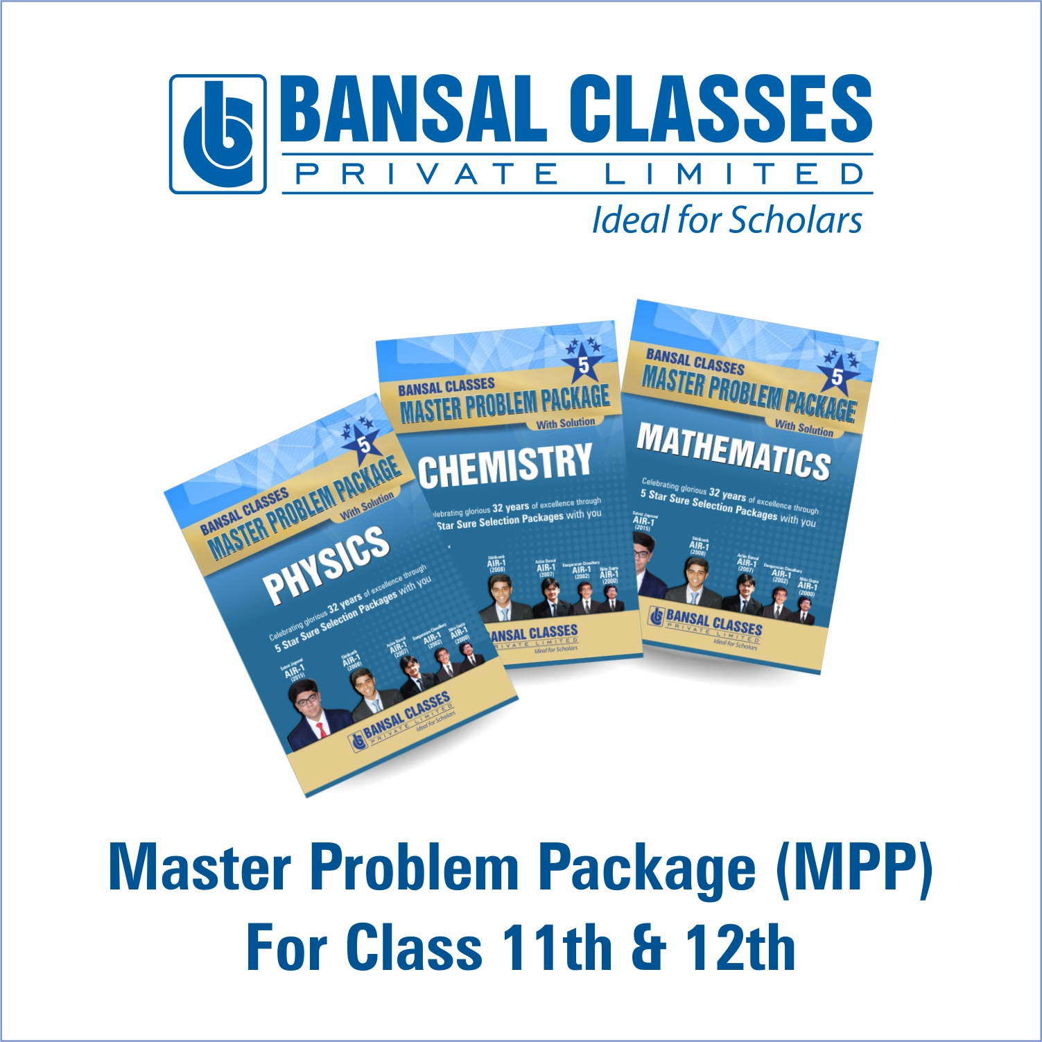 2000+ Master Problems of Phy, Chem, Maths based on IIT-JEE