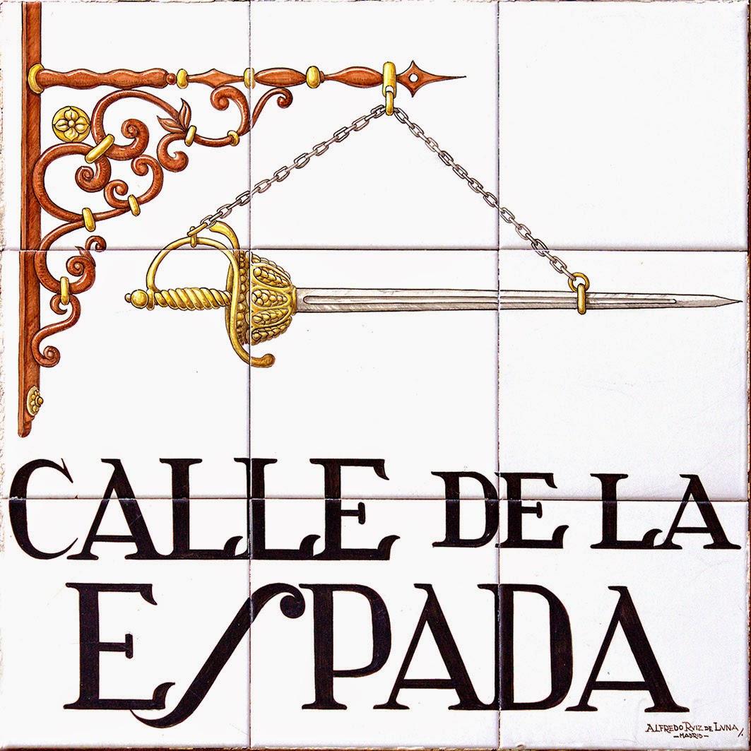 Calle de la Espada