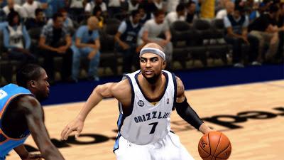 NBA 2K13 Memphis against OKC Playoffs Update