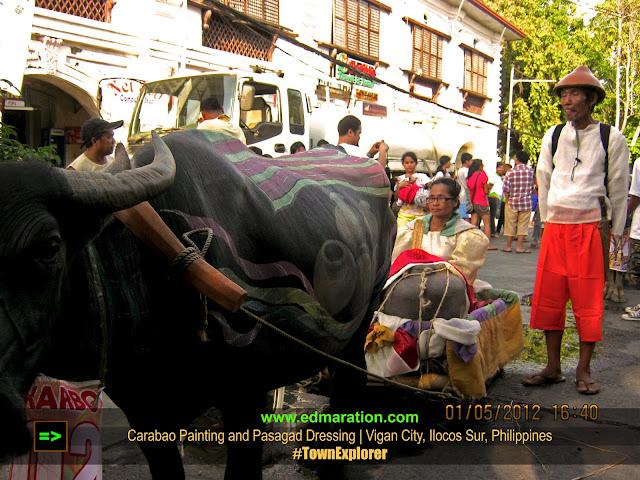 Pasagad Dressing in Vigan