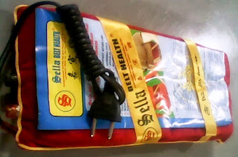 Bantal Pemanas  Trapy Belt Health